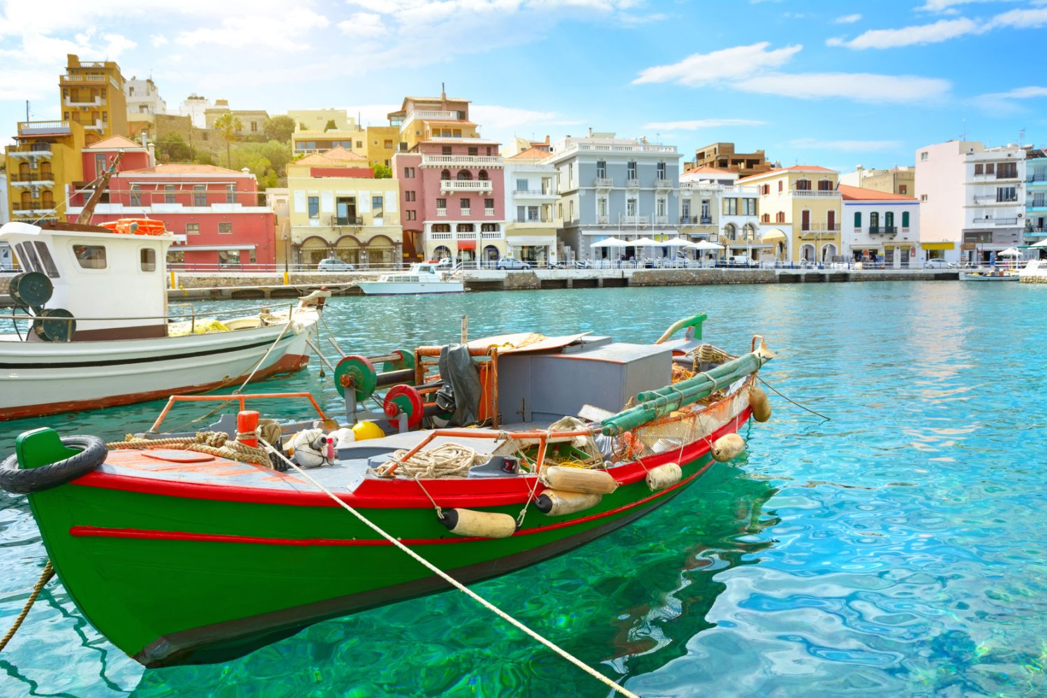 Agios Nikolaos, places to see in Crete