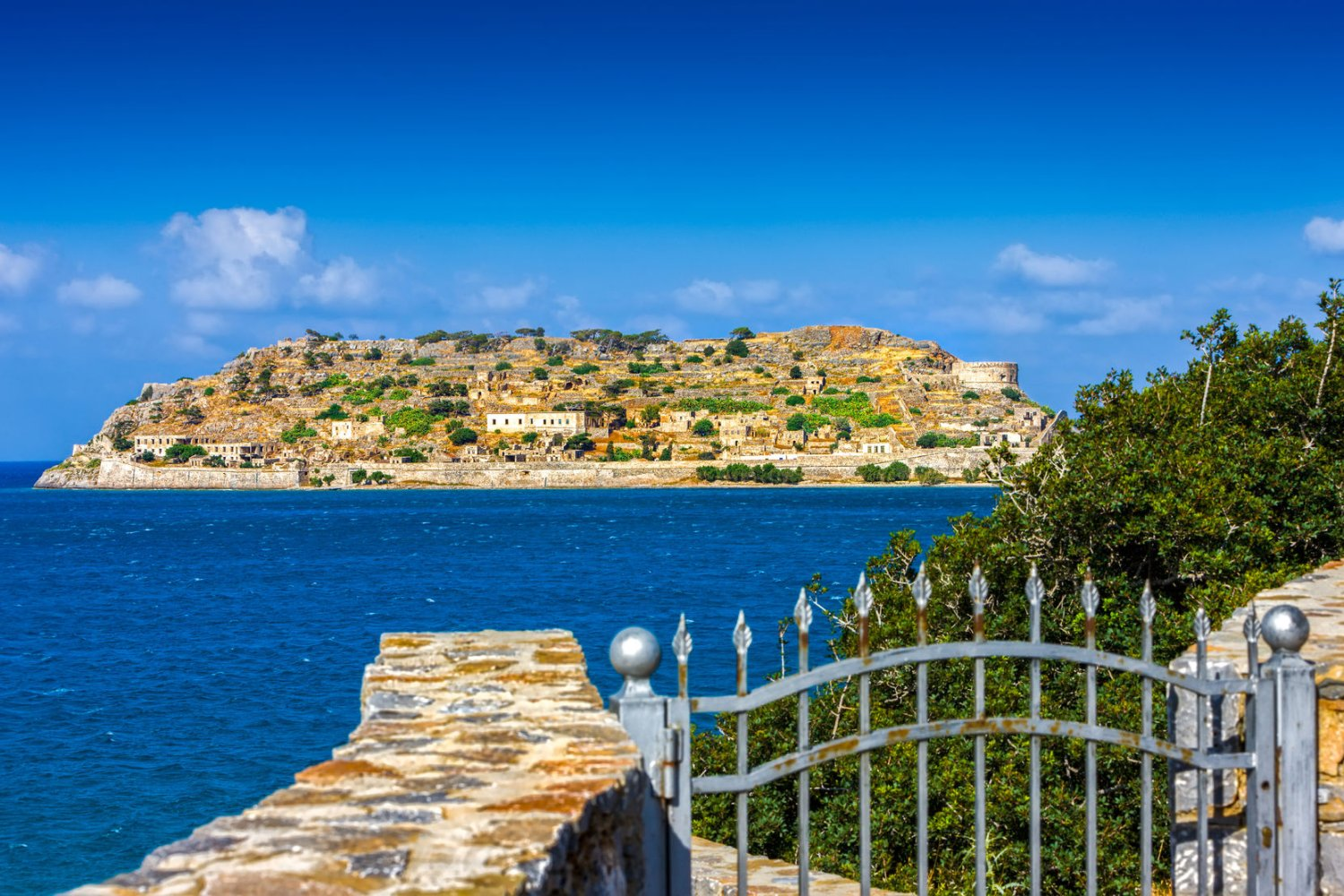 Spinalonga, Places to see in Crete