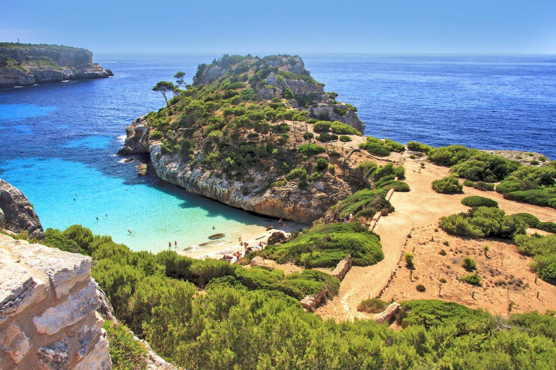 September holidays, Mallorca