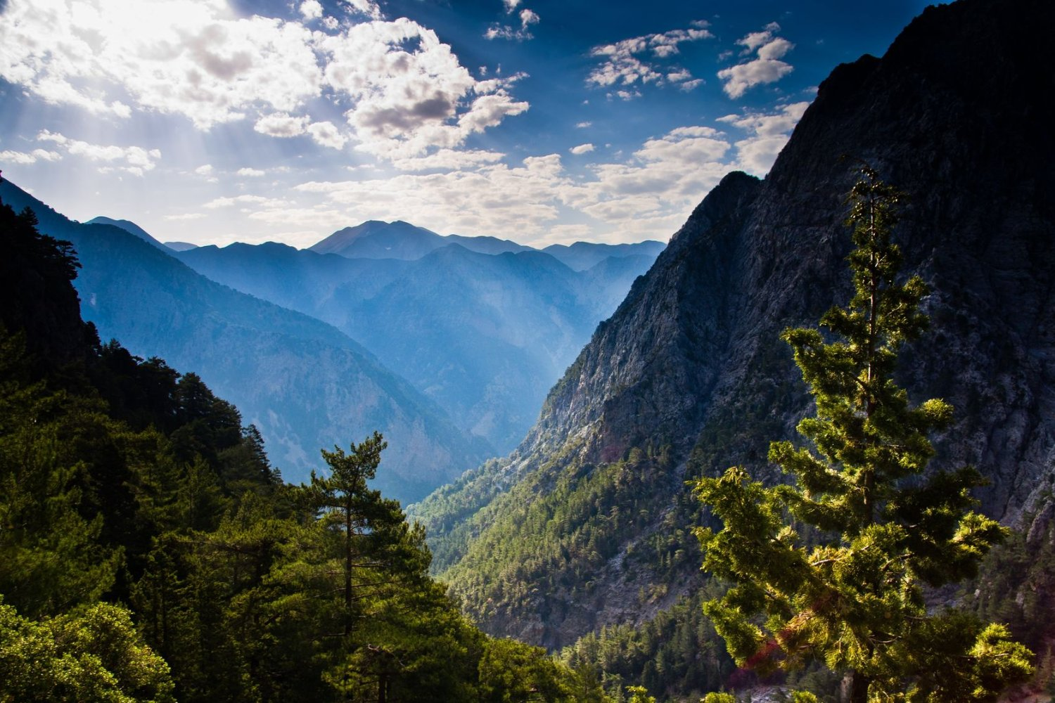 Places to see in Crete, Samaria Gorge