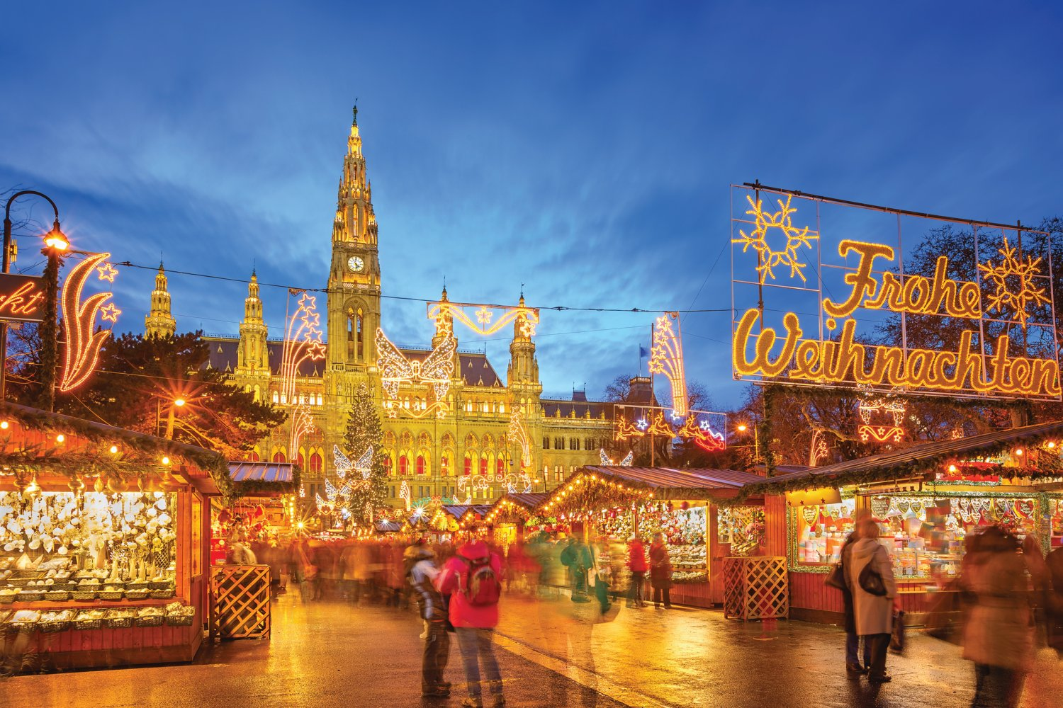 the best christmas markets in europe the classic blog. Black Bedroom Furniture Sets. Home Design Ideas