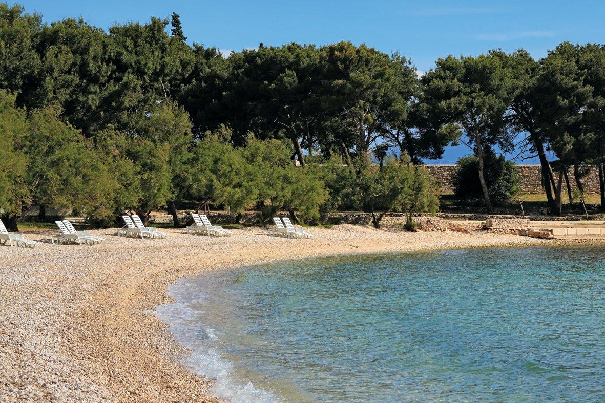 Beaches Brac Island