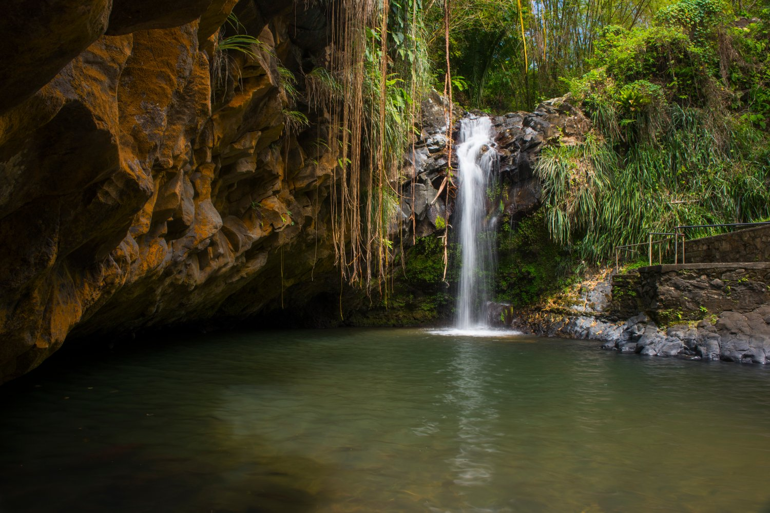 Annandale falls, things to do in Grenada