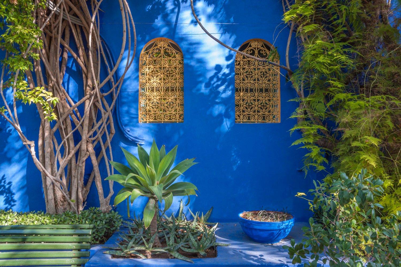 Jardine Majorelle, Marrakech