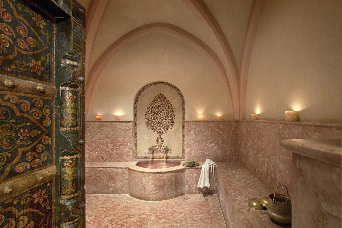 traditional hammam in Marrakech