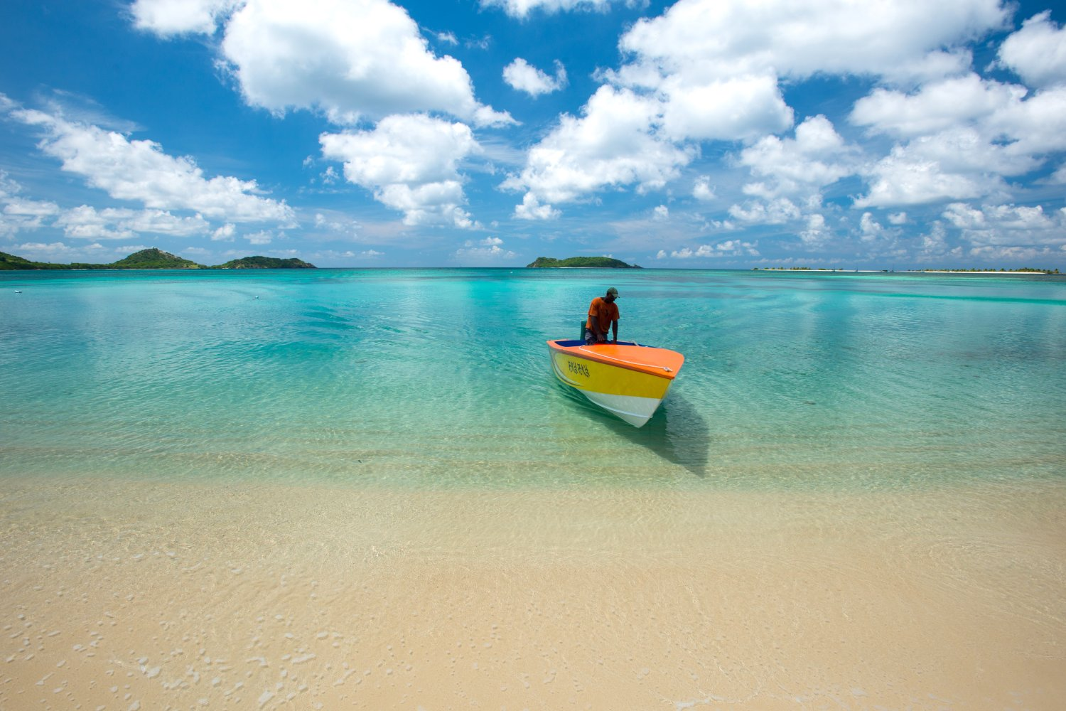 Beaches in Grenada