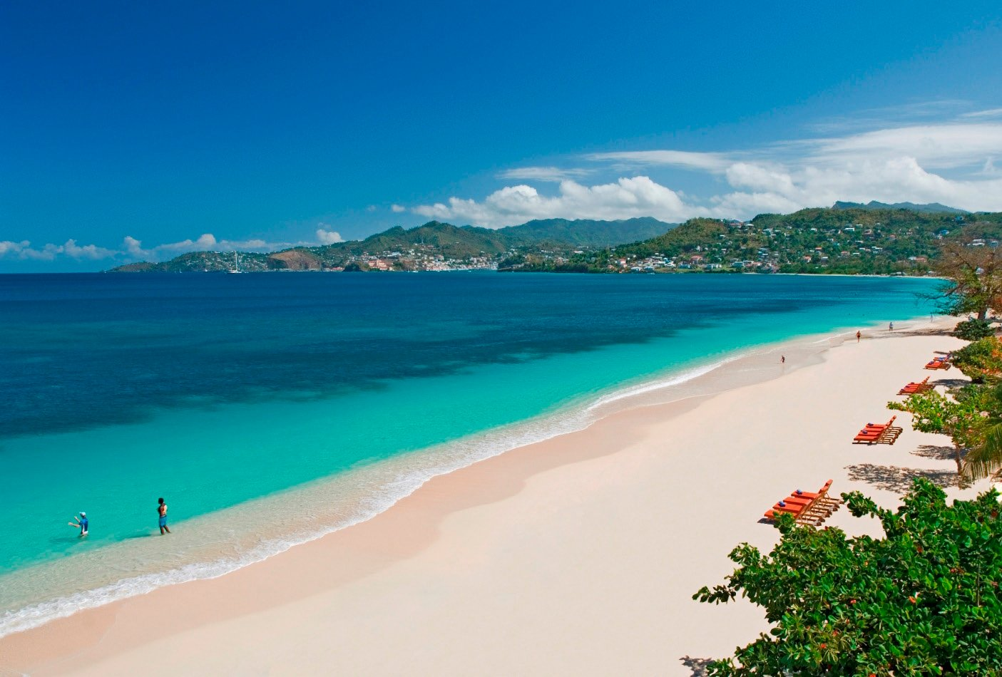 Beaches in Grenada, Grand Anse