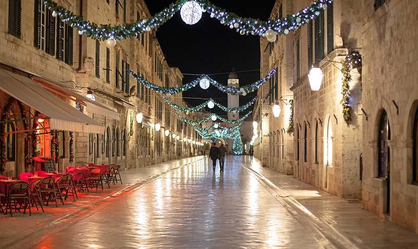 Dubrovnik Christmas Market