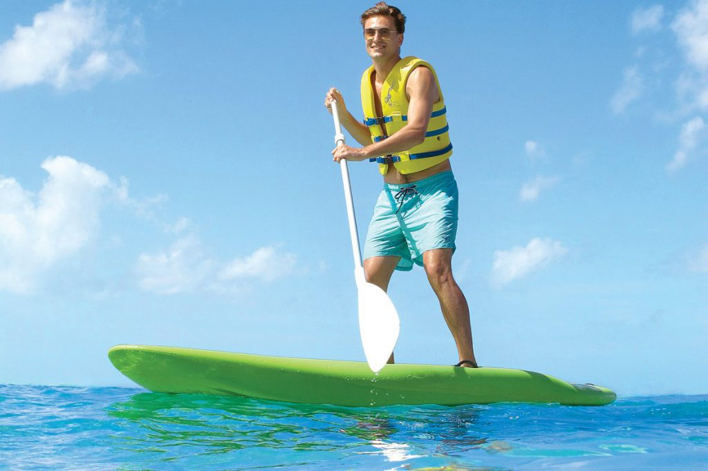 best time to visit barbados for paddle boarding