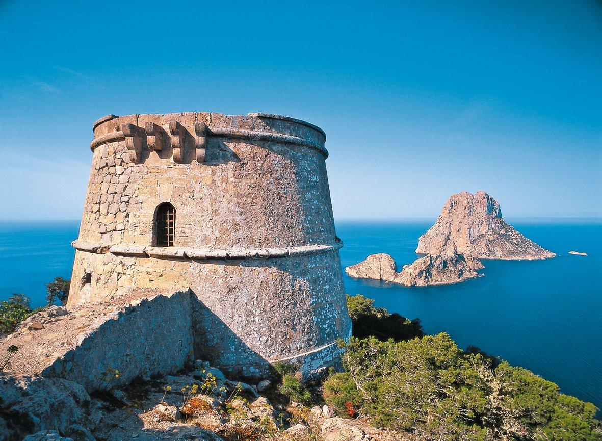 Torre Del Pirata in Ibiza
