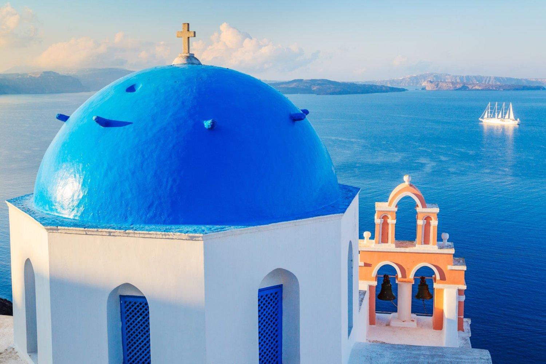 Where to go in the Mediterranean, Santorini