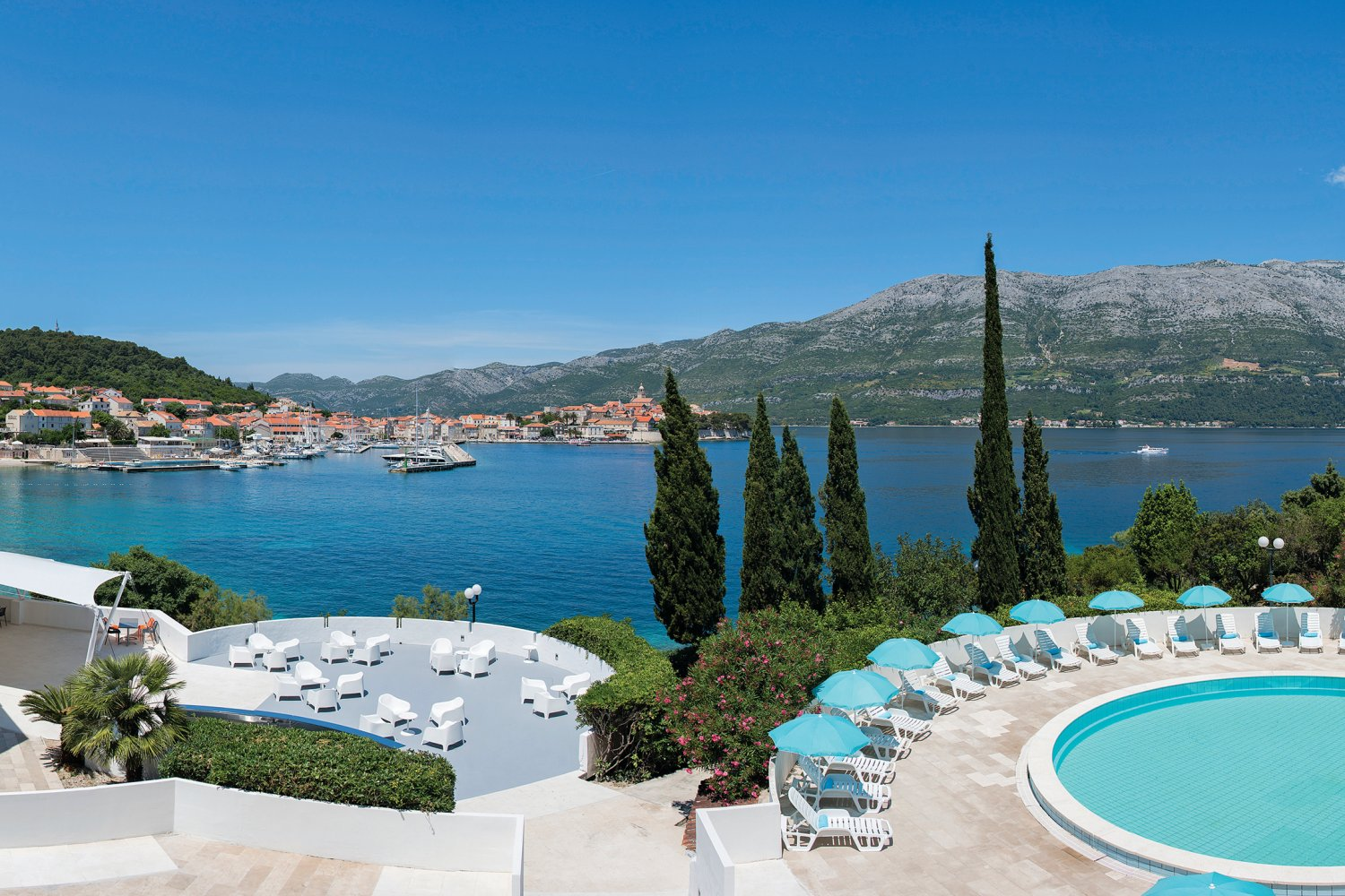 Where to stay in Korcula, Hotel Liburna