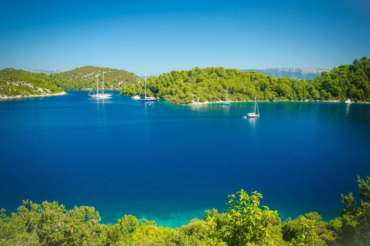 Croatian Islands, Mljet
