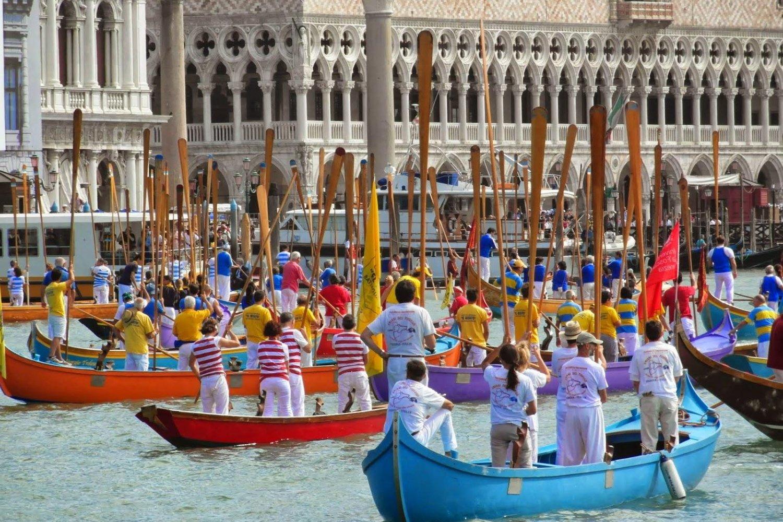 Festa della Sensa, Venice