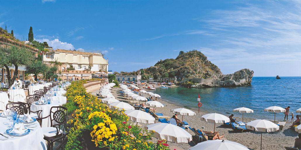 VOI Hotel Mazzaro Sea Palace