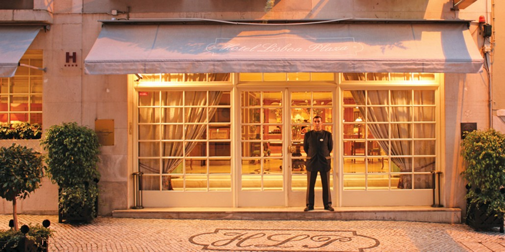 Hotel Lisboa Plaza, exterior