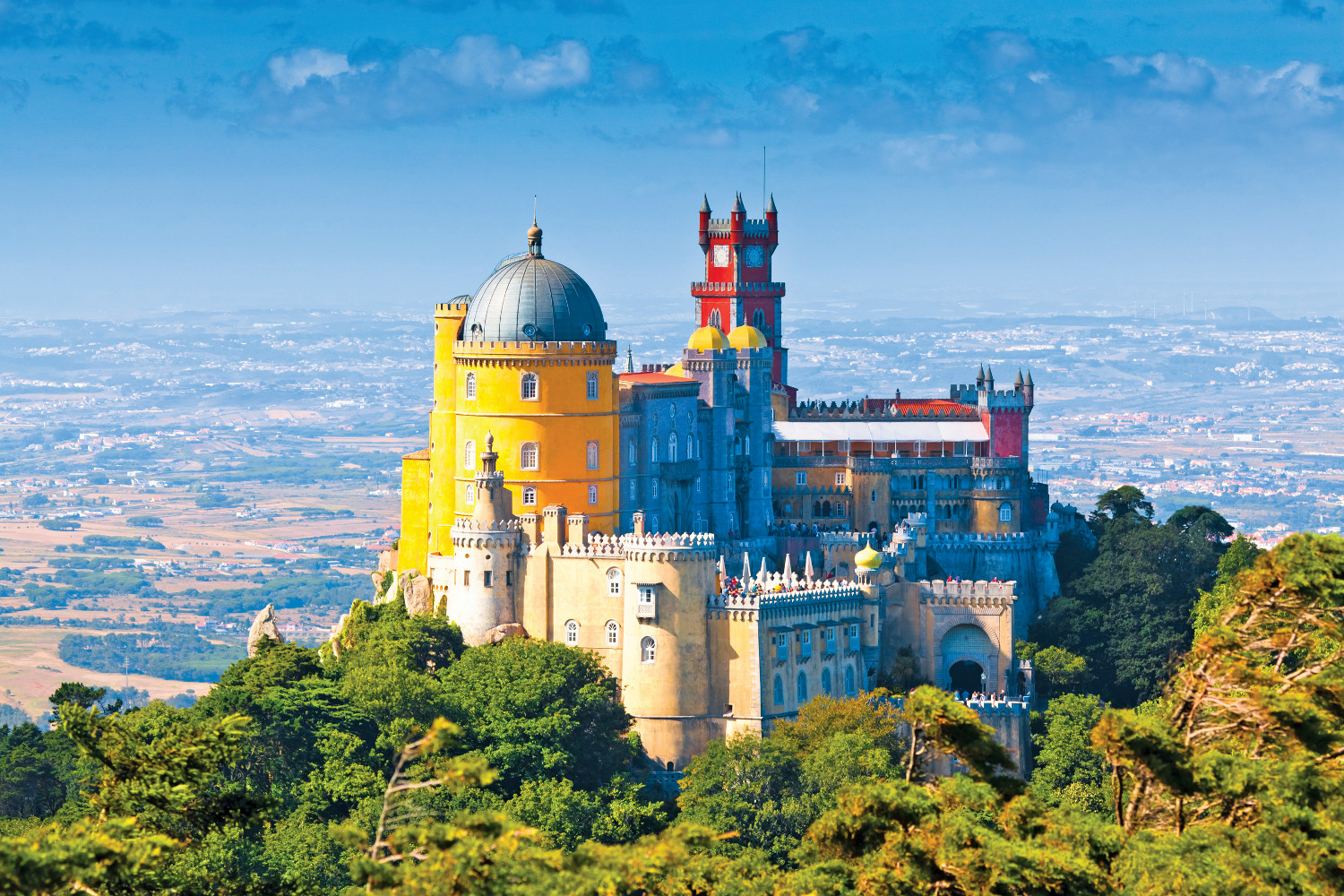 pena national palace of sintra