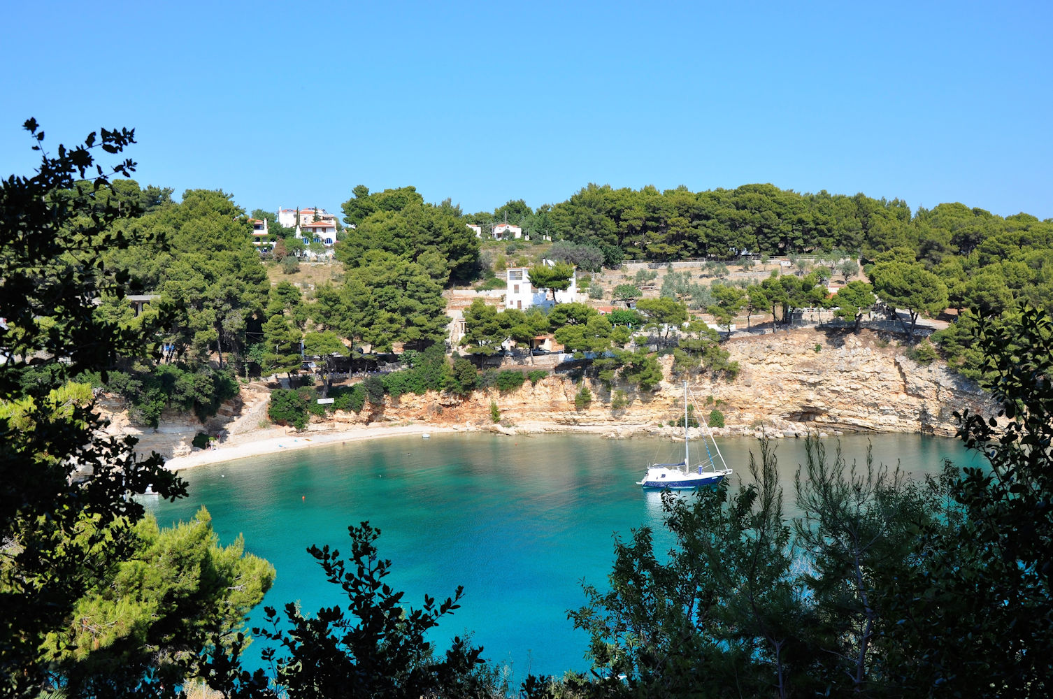 alonissos, Island hopping in Greece