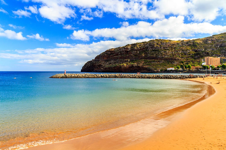 praia de machico, Madeira