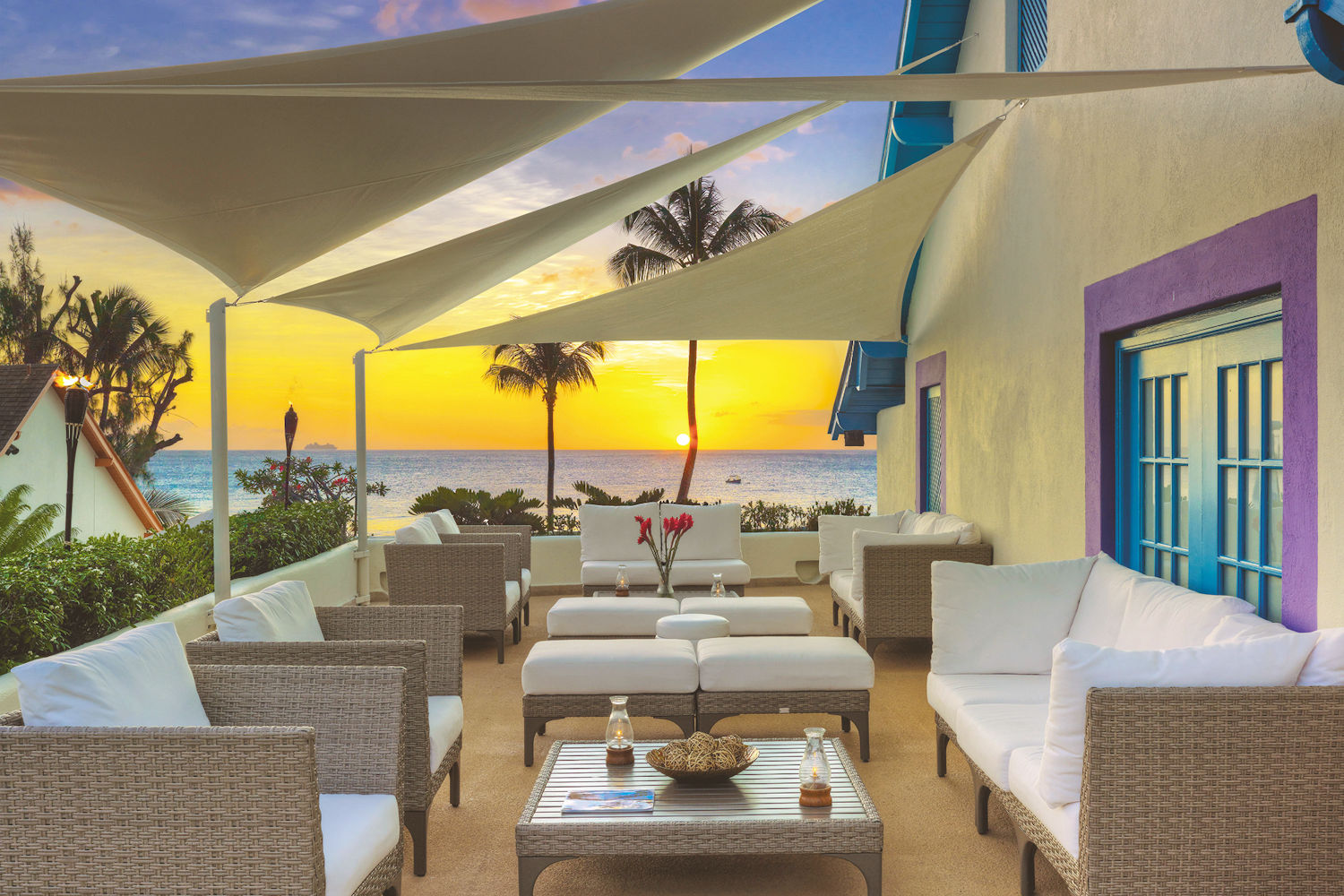where to stay in barbados: crystal cove