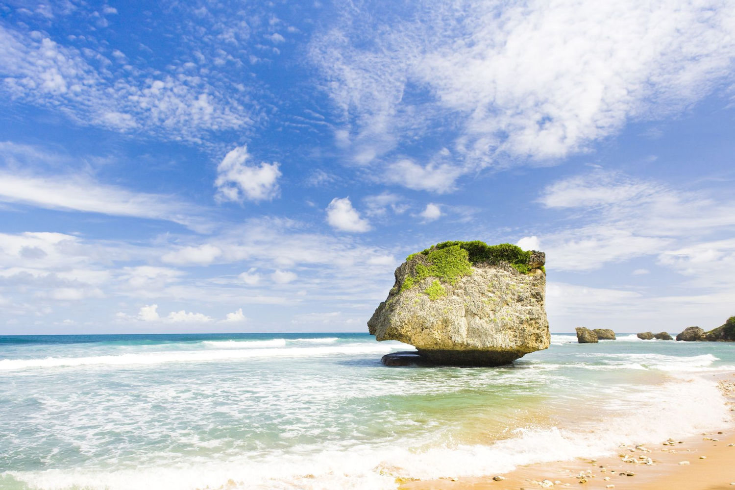 bathsheba beach barbados