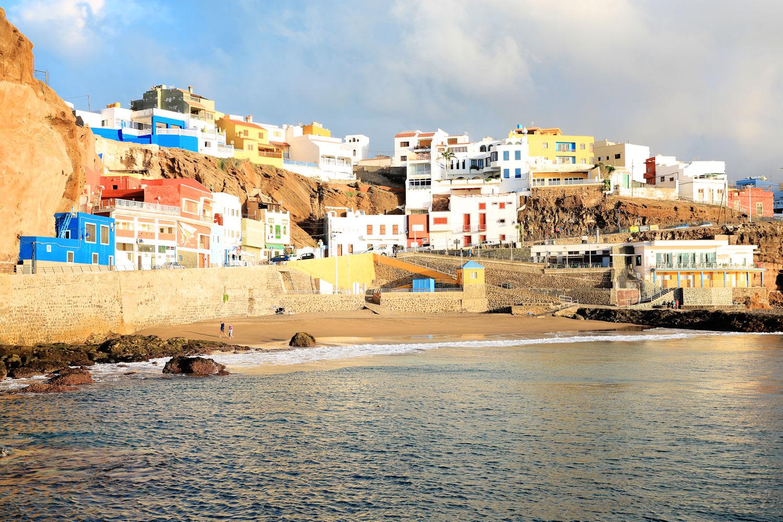Playa Sardina del norte, Gran Canaria