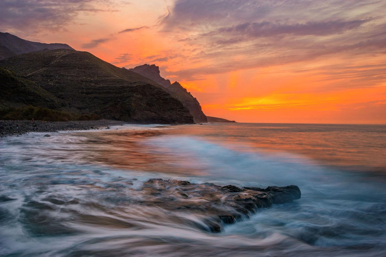 Risco Beach, Gran Canaria