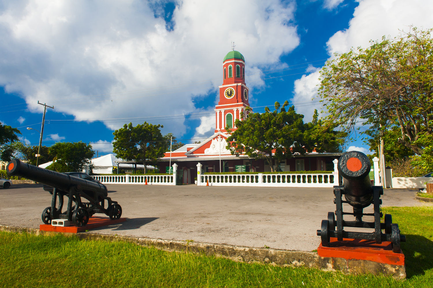 garrsion of bridgetown barbados