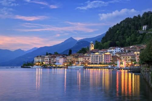 Bellagio, lake garda