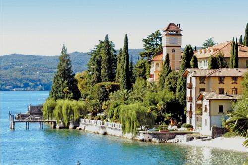 Grand Hotel Fasiano, Lake Garda