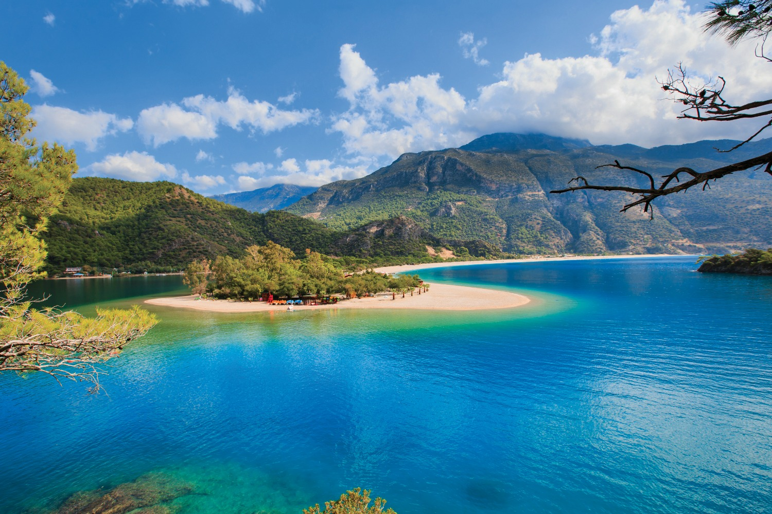 oludeniz, turkey, where to go on holiday in may