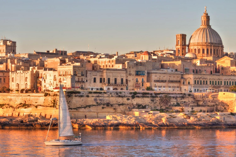 European Holiday Destinations Malta