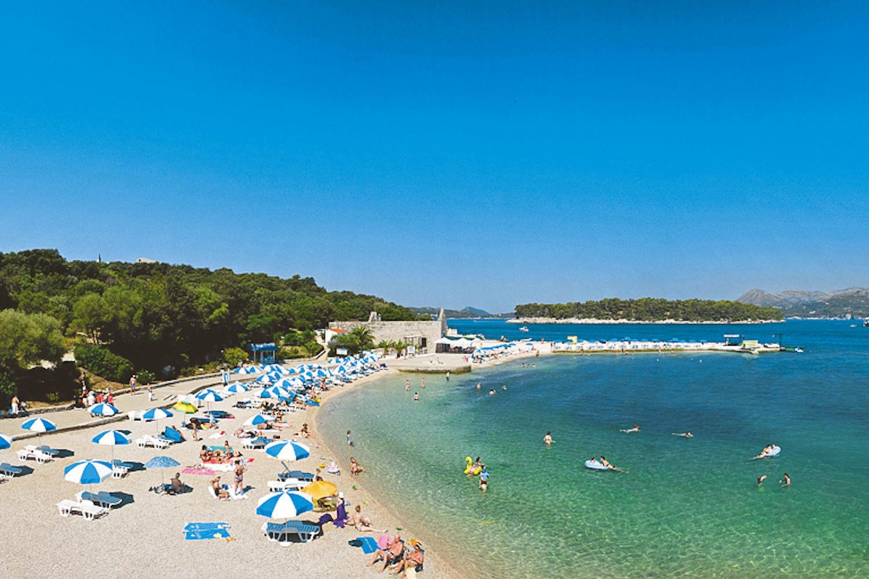 dubrovnik, copacabana beach