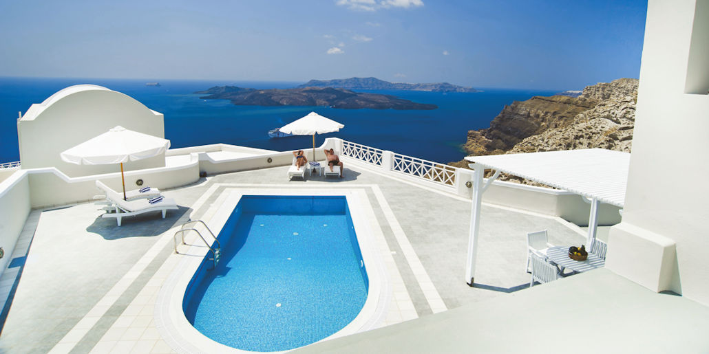 Celestia Grand Executive Villas, Santorini