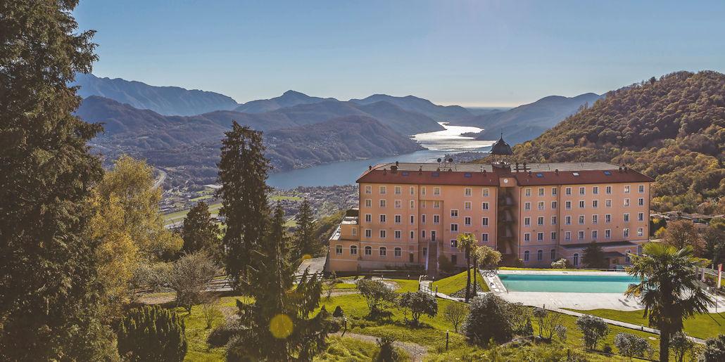 Kurhaus Cademario Hotel & Spa, Switzerland