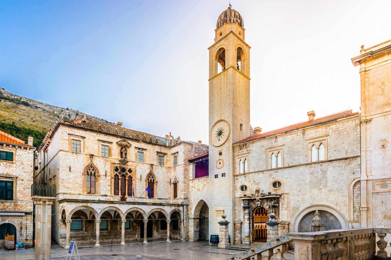 Sponza Palace Dubrovnik