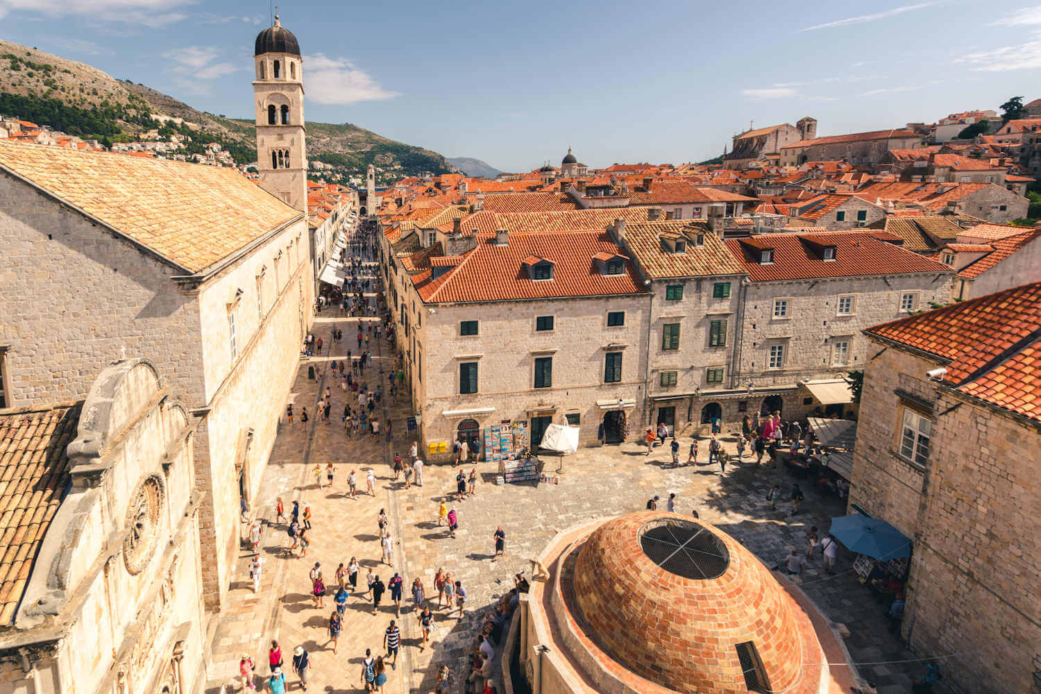 Things to do in Dubrovnik Old Town