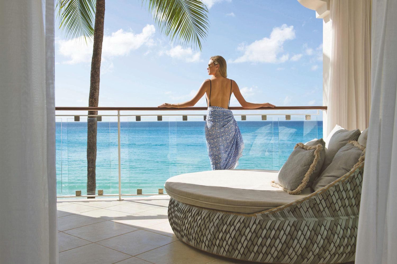 reasons to visit barbados, hotel fairmont royal pavillion