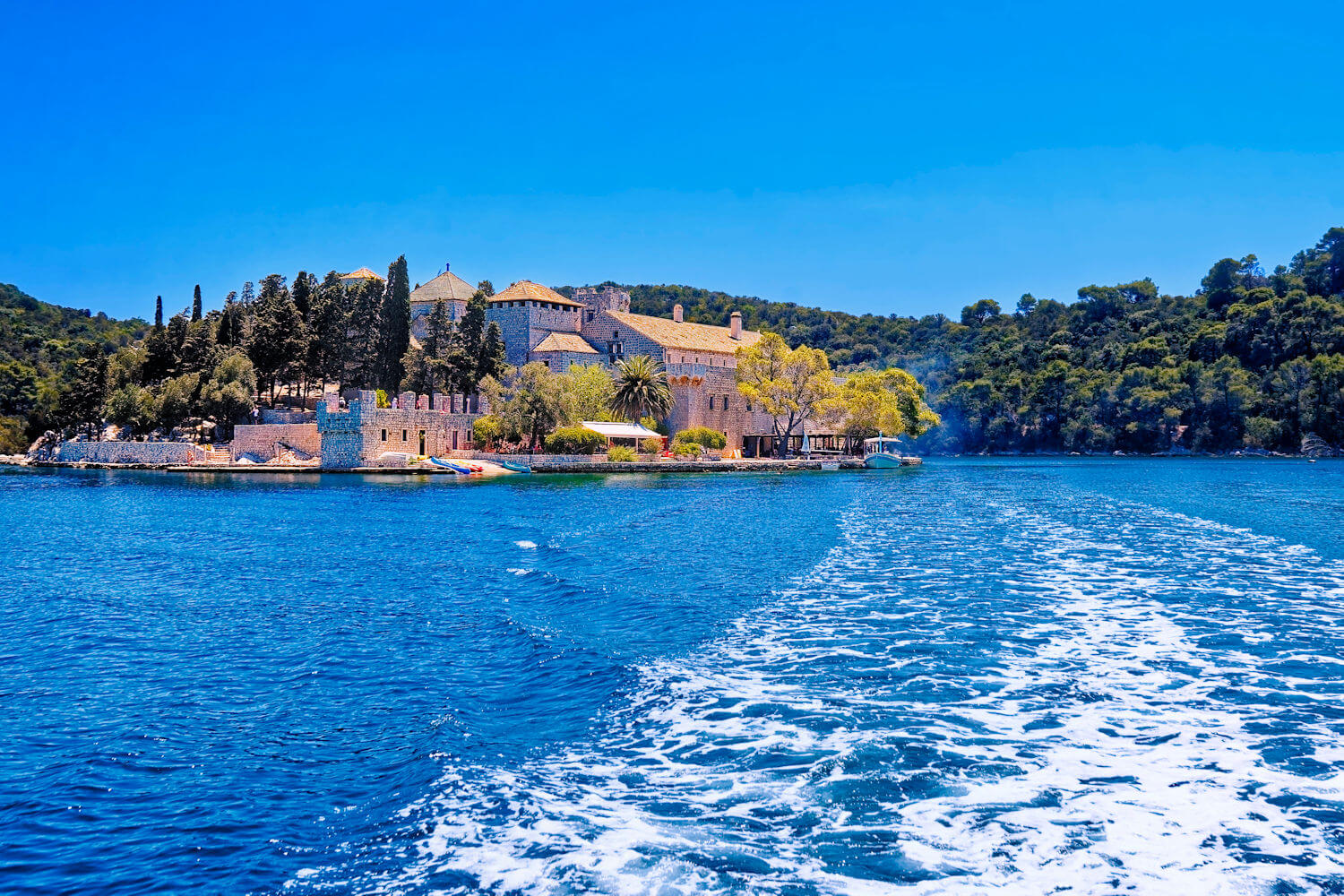 top travel experiences, croatia cruise