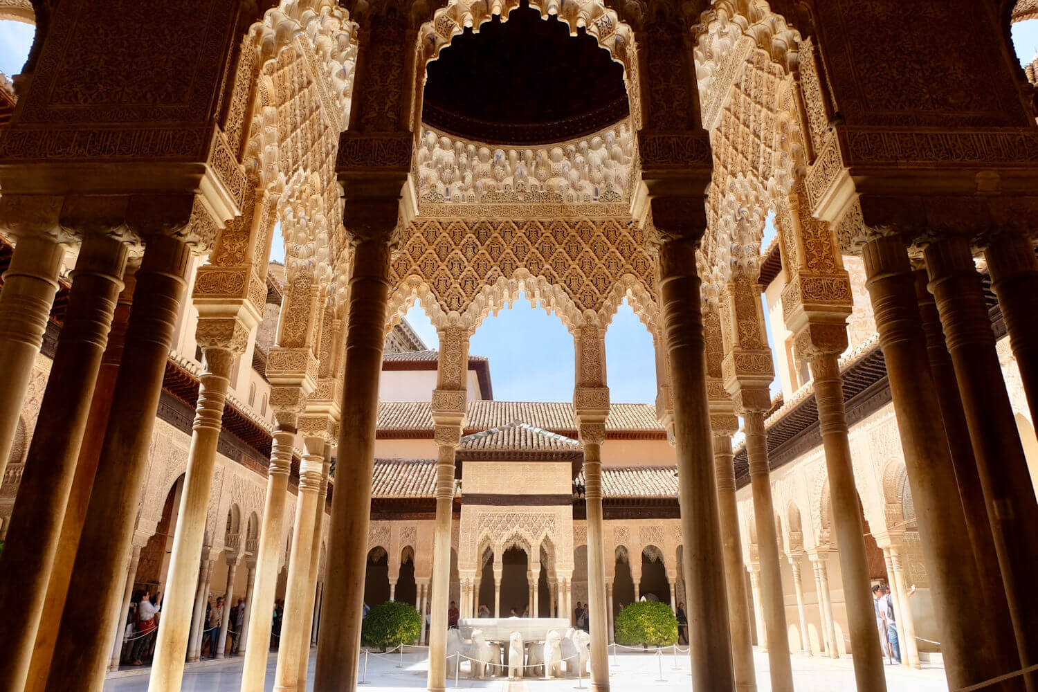 top travel experiences, alhambra palace