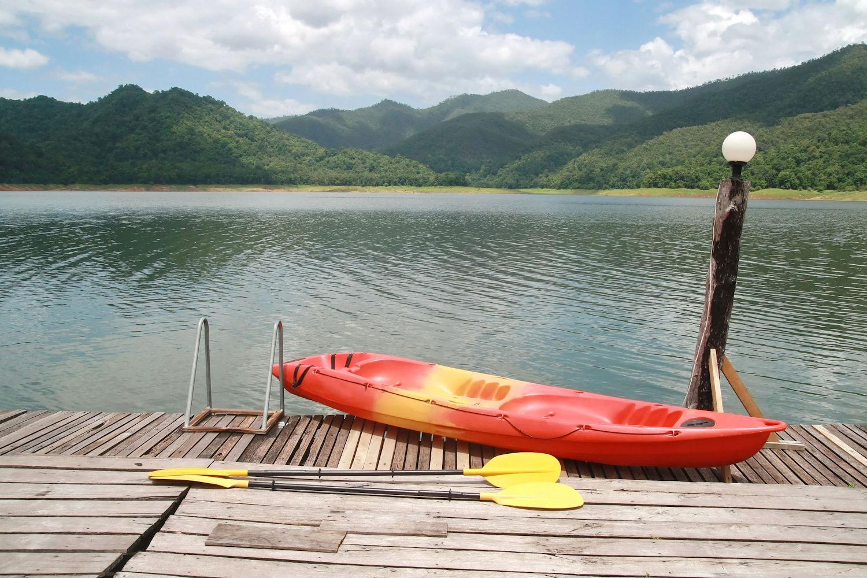 Lake Garda, Kayak