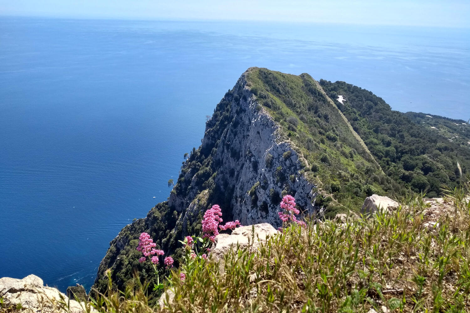 top travel experiences, Capri cable car