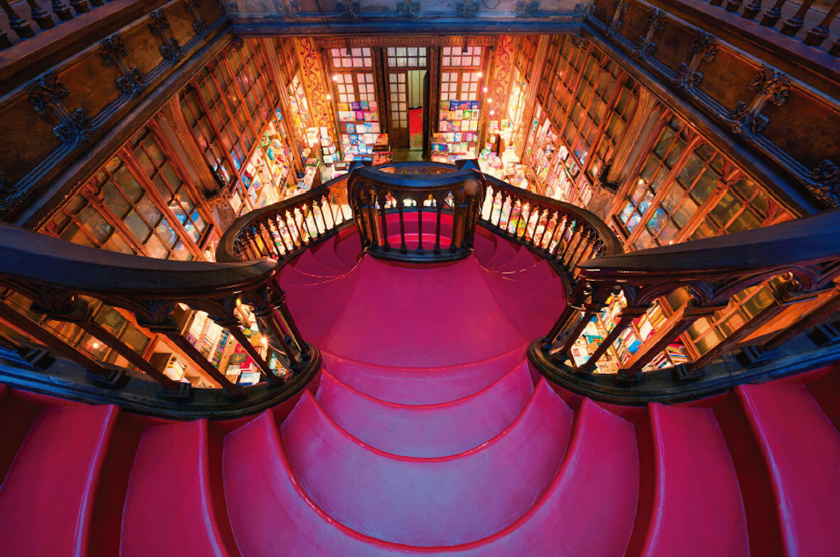 Livaria Lello Bookstore
