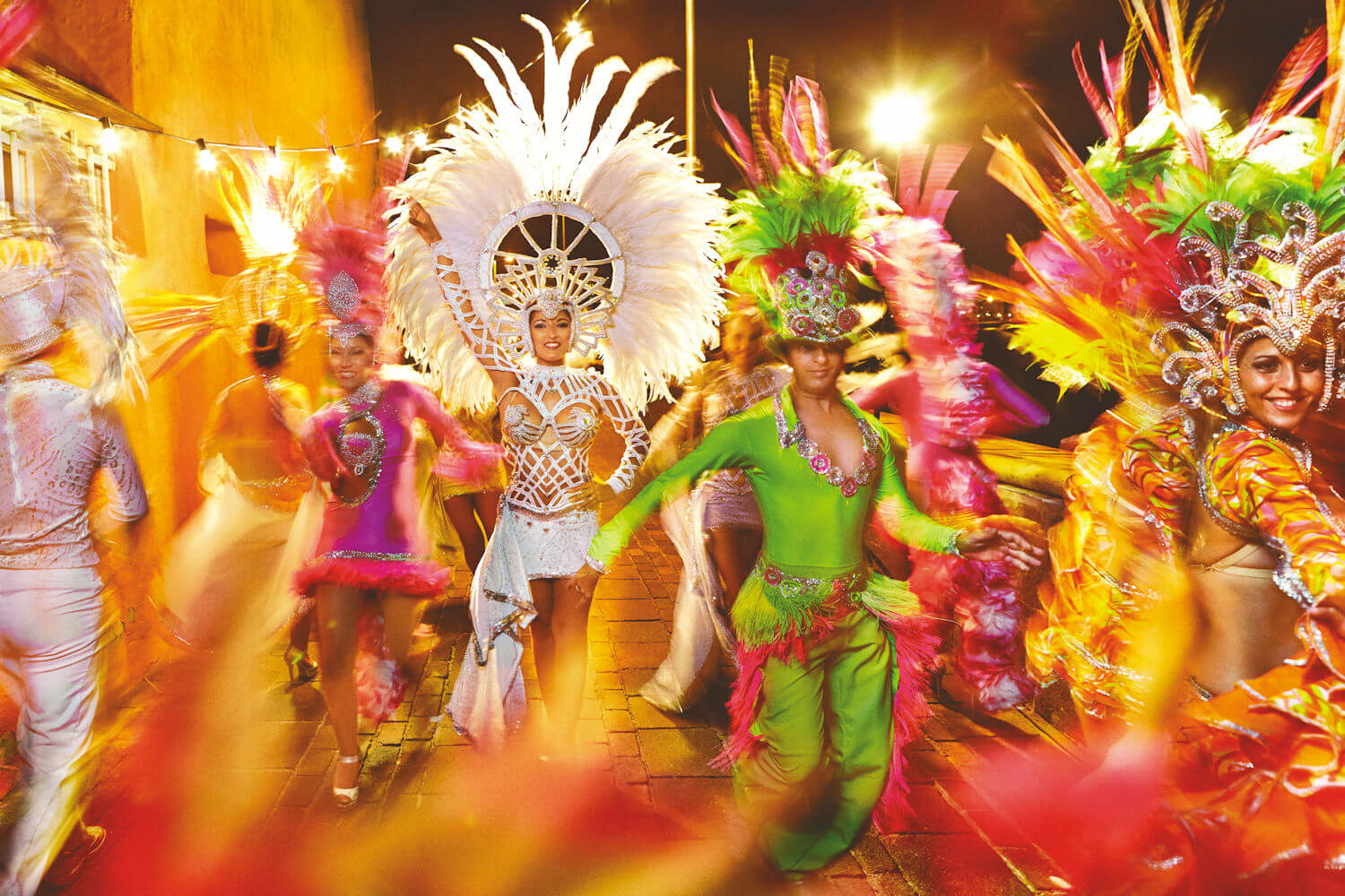 canary islands carnival, tenerife