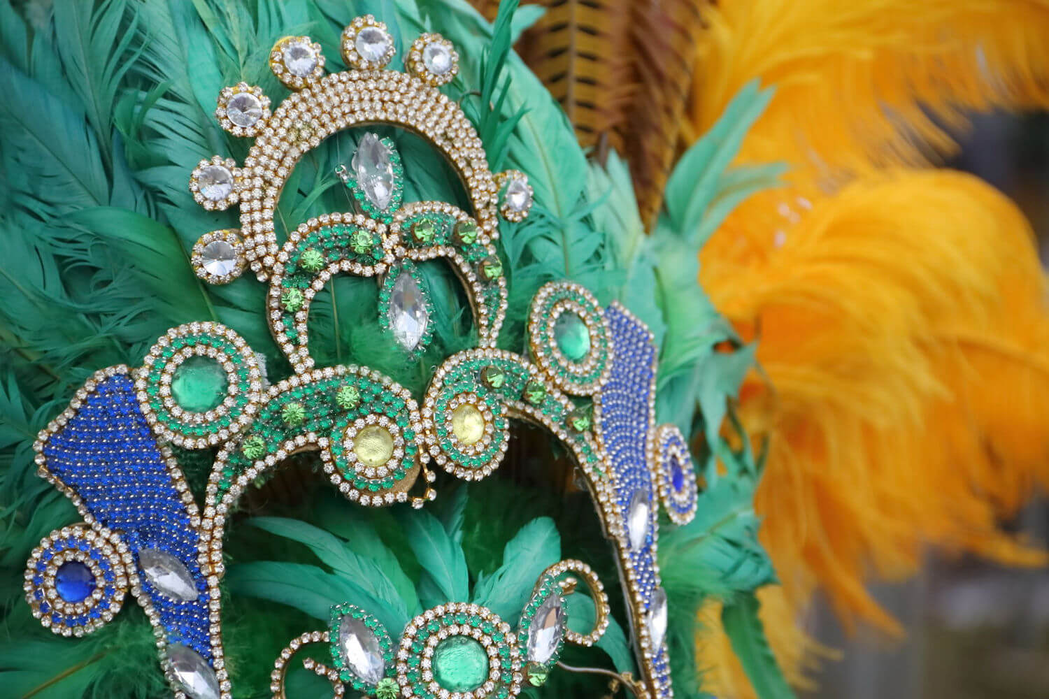 carnival dress, events in tenerife