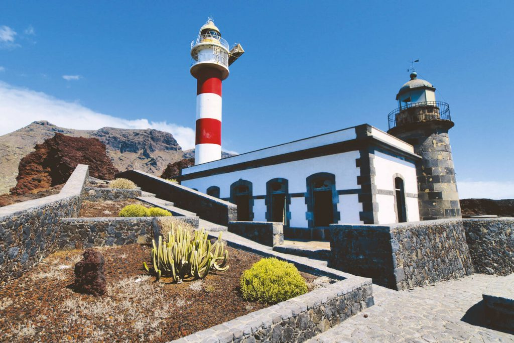 punta de teno lighthouse, tenerife