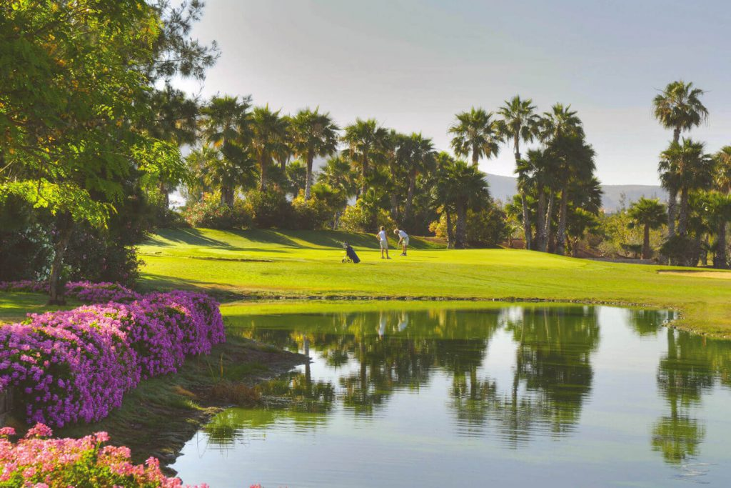golf courses in tenerife, golf las americas