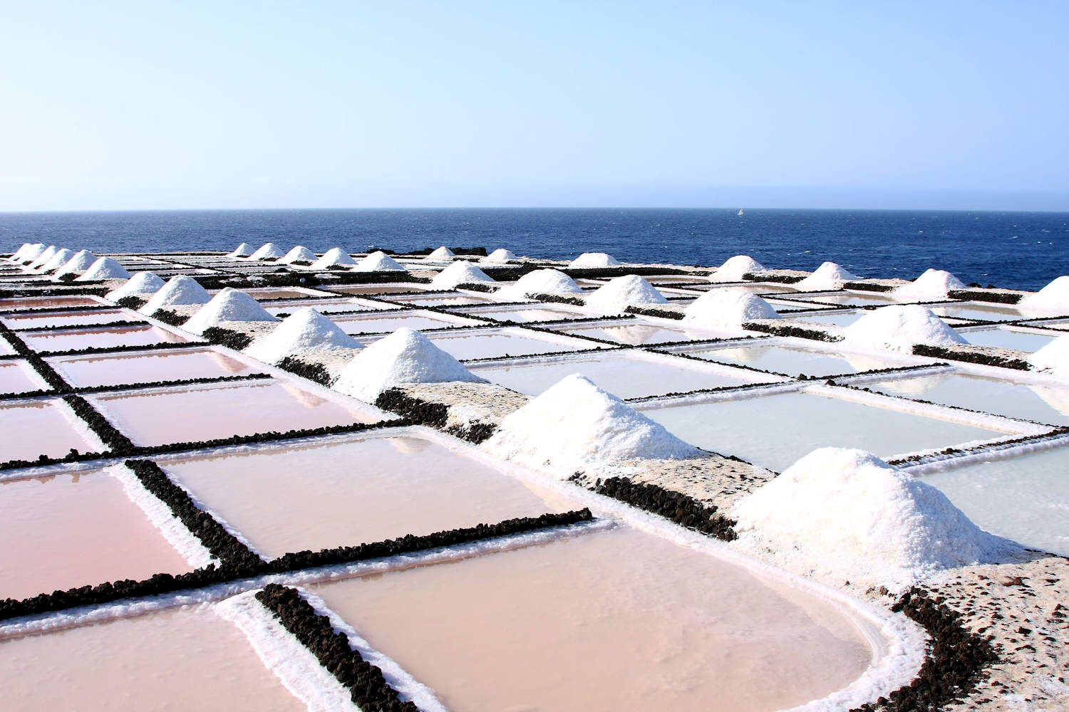 salt pans of fuencaliente, things to do in La Palma