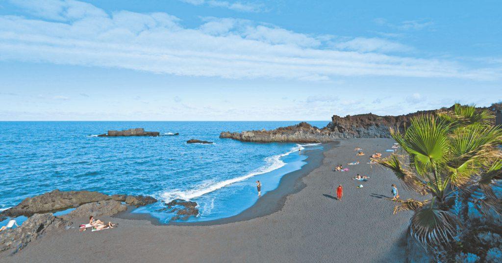 los cancajos, la palma beaches