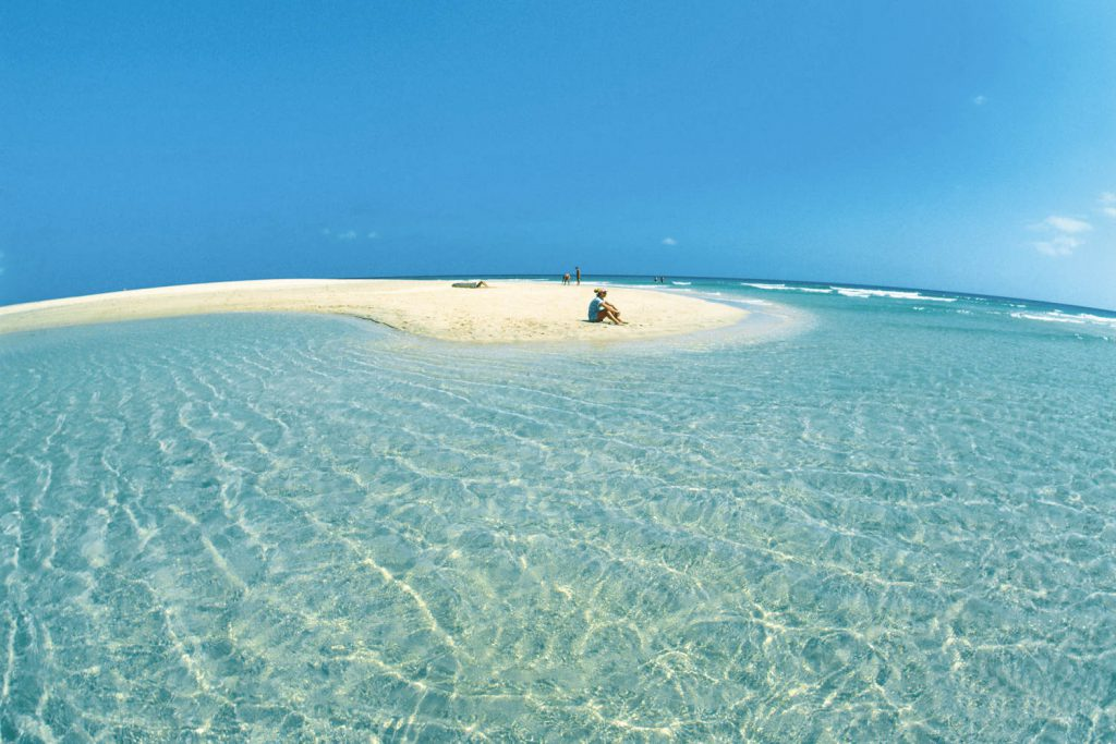 best canary island for beaches